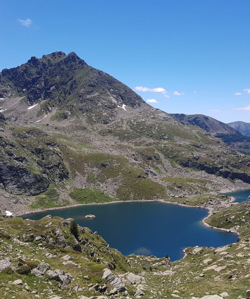 View into Andorra