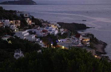 Kalymnos by night