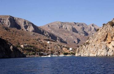 Rina bay day 1, Kalymnos