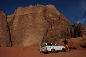 Desert transport, Petra Rum