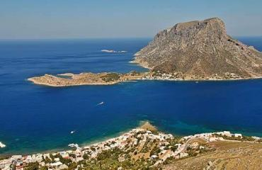 Telendos from Kalymnos