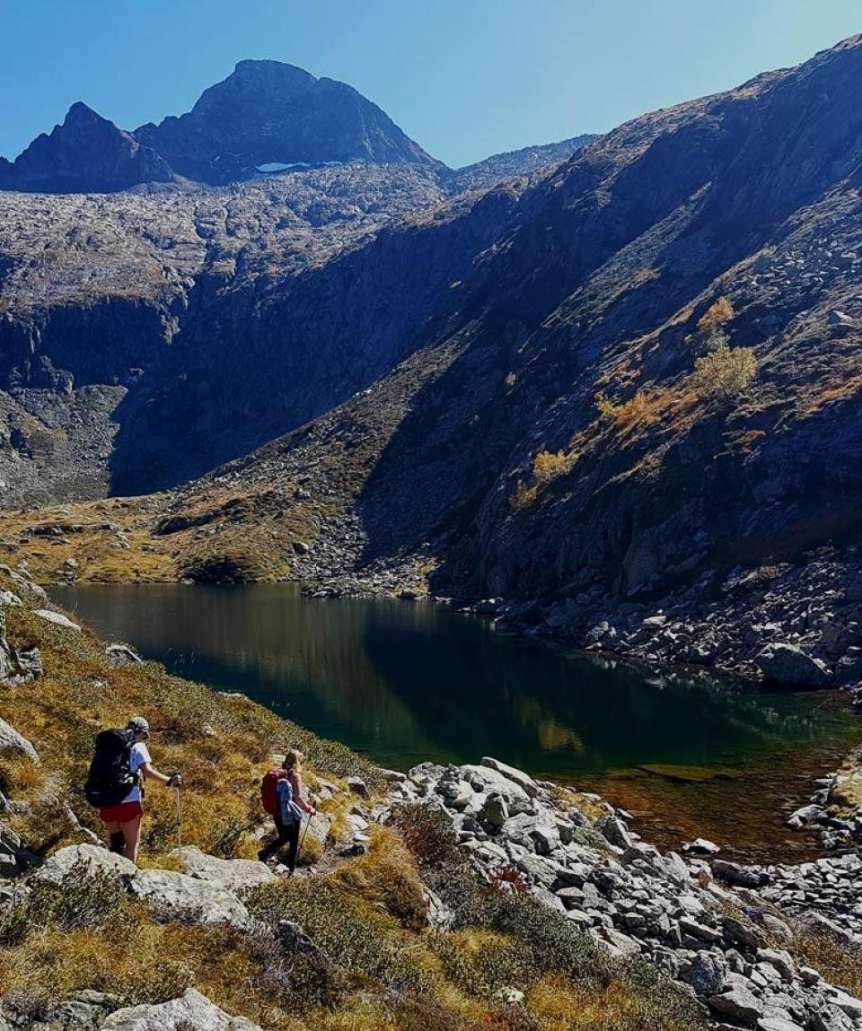 Freedom Trail, Pyrenees Trekking