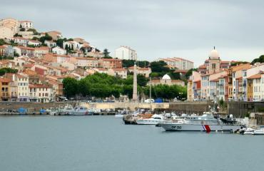 Port Vendres, a