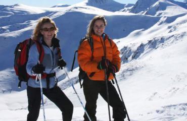 Pyrenees Snowshoeing Week