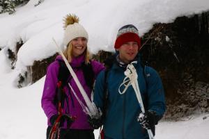 Snow warriors