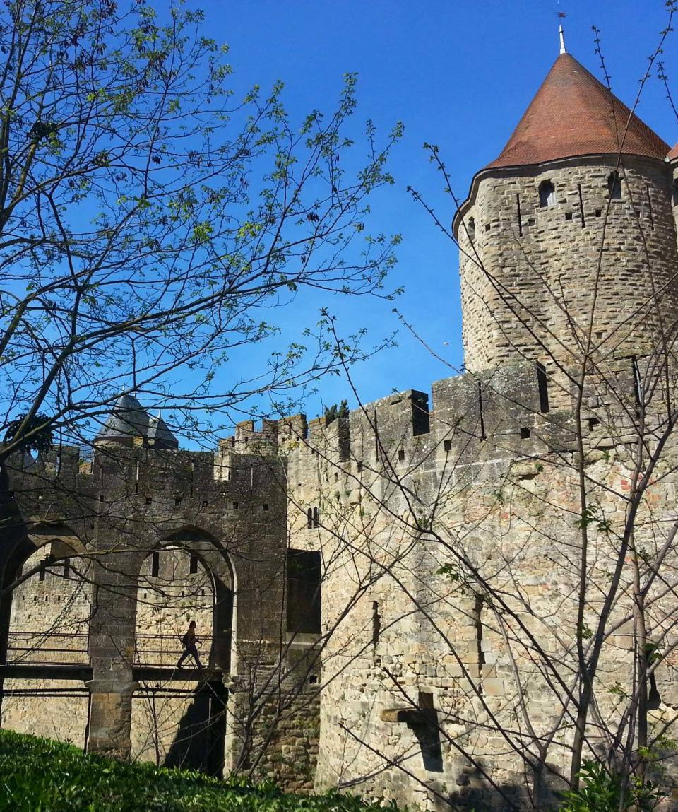 The-Cathar-Way-and-Carcassonne