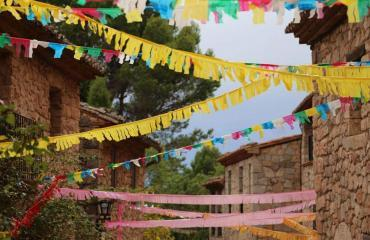 Siurana village