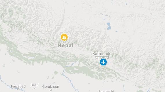 Annapurna Basecamp, Nepal