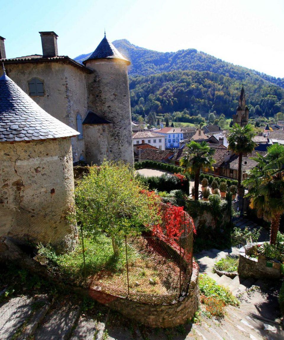Chateau of Seix