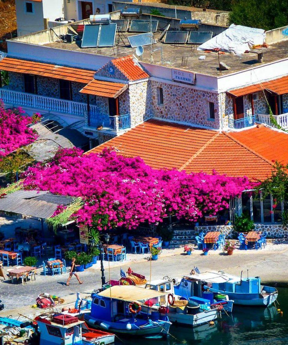 Galini Hotel Vathy
