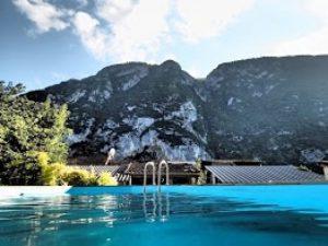 Chez Arran Pool