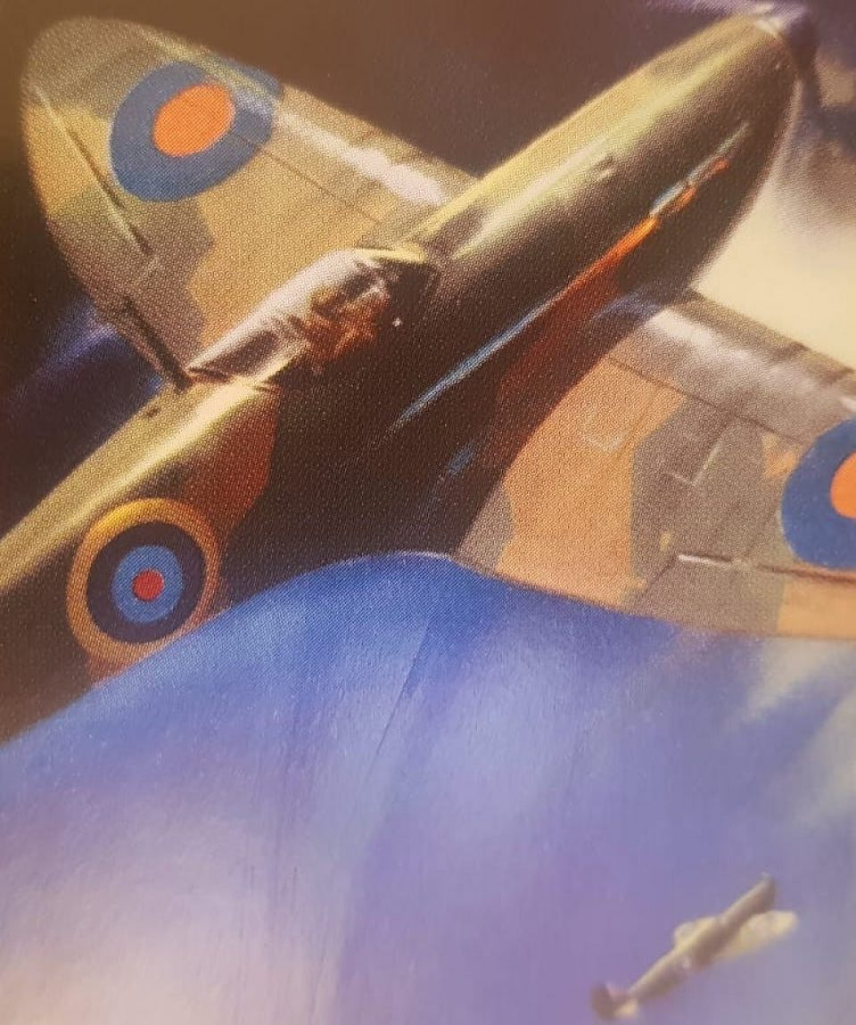 IWM Battle of Britain by Kate Moore