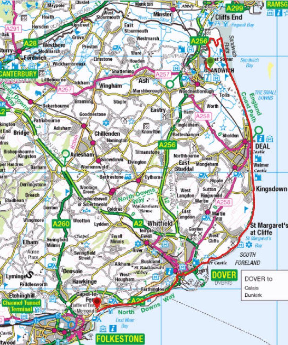 long route 2021